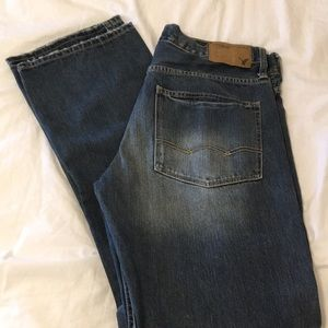 Men's American Eagle Relaxed Jeans Size 32